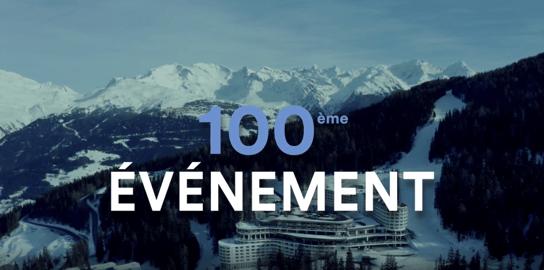100 ème événement